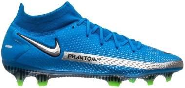 Nike Phantom GT Elite Dynamic Fit FG - Blå (CW6589400)
