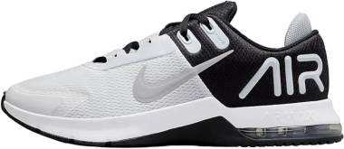 Nike Air Max Alpha Trainer 4 - White Black Wolf Grey (CW3396100)