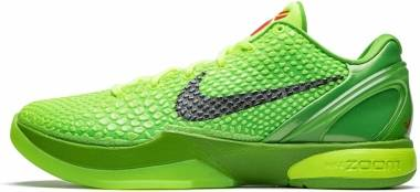 Nike Kobe 6 Protro - Green Apple/Volt/Crimson/Black (CW2190300)