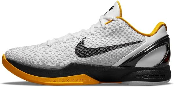 Nike Kobe 6 Protro - White/Neutral Grey/Del Sol/Bla (CW2190100)