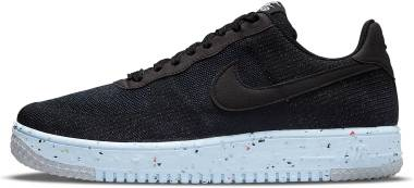 Nike Air Force 1 Crater Flyknit - Black (DC4831001)