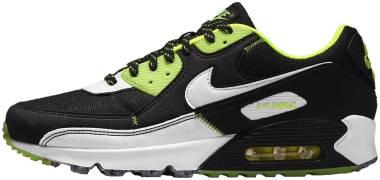 Nike Air Max 90 Exeter Edition - Black Iron Grey White White (DH0132001)