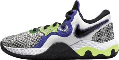 Nike Renew Elevate 2 - White Black Volt Indigo Burst (CW3406101)