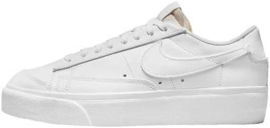 Nike Blazer Low Platform - White (DJ0292100)