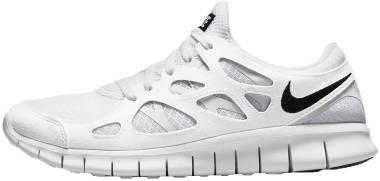 Nike Free Run 2 - Blanc (DH8853100)