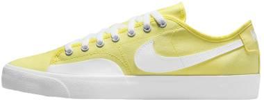 Nike SB BLZR Court - Light Zitron Light Zitron White White (CV1658700)