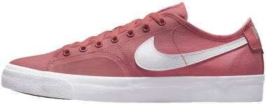Nike SB BLZR Court - Pink Salt Pink Salt White White (CV1658602)