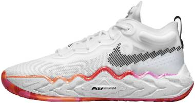 Nike Air Zoom G.T. Run - White Bright Crimson Pink Blast Black (CZ0202106)
