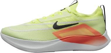 Nike Zoom Fly 4 - Yellow (CT2392700)