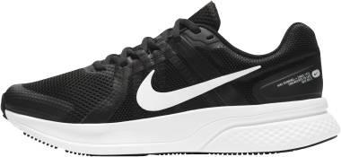 Nike Run Swift 2 - Black White Dk Smoke Grey (CU3517004)