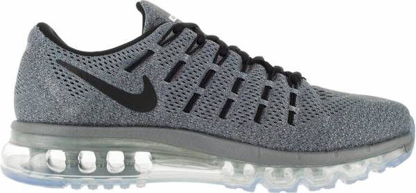 Nike Air Max 2016 men cool grey/black/wolf grey
