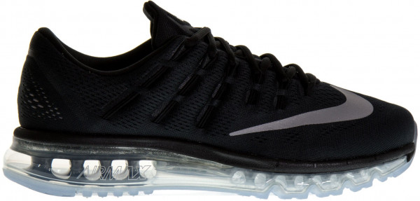 Nike Air Max 2016 men black/white/dark grey