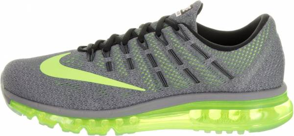 Nike Air Max 2016 men gris (gris (cool grey/volt-black-wolf grey))