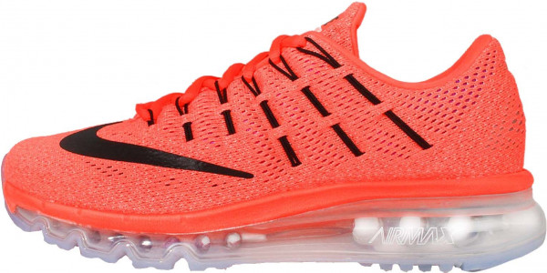 Nike Air Max 2016 woman naranja (hyper orange / black-sunset glow)