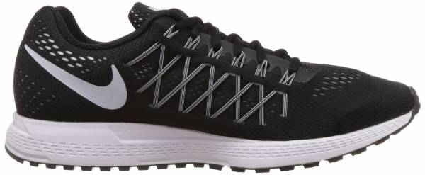 finest selection 7a226 2cb65 Nike Air Zoom Pegasus 32 Black White-pure Platinum