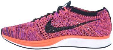 Nike Flyknit Racer Pink Men