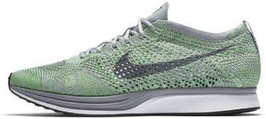 Nike Flyknit Racer Green Men