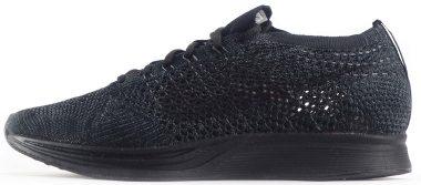 Nike Flyknit Racer - black