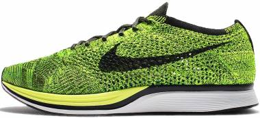 Where To Buy Buy Nike Flyknit Lunar1 Mens Running Shoes Sale Purple And Gree