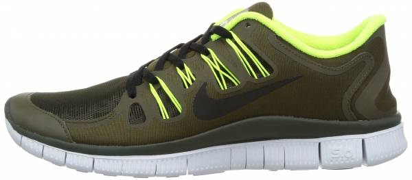 sports shoes c4ccc 72384 Nike Free Shield 5.0 Green
