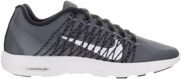 Nike Lunaracer 3 - dark grey black white 010