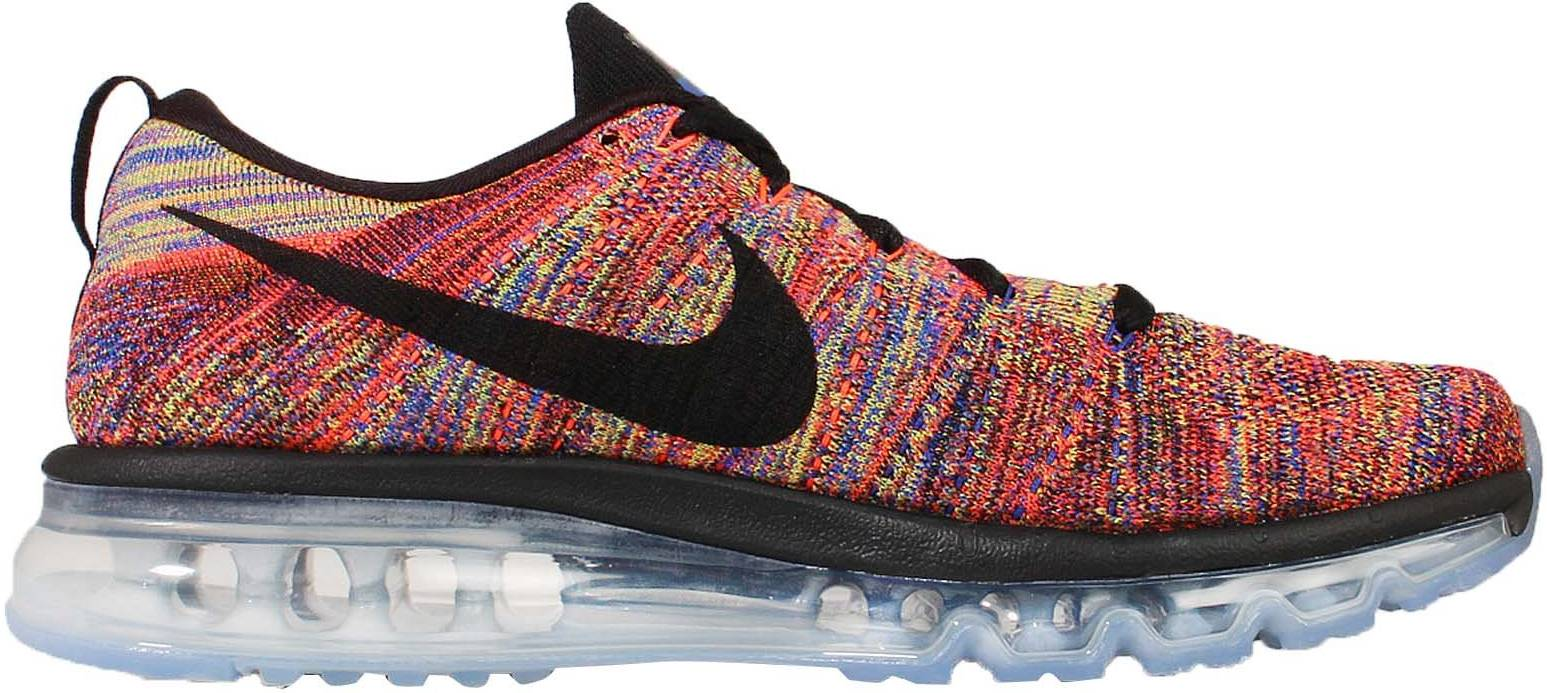 Dónde Incomparable Mala fe  Nike Flyknit Air Max 2015 - Deals ($155), Facts, Reviews (2021) | RunRepeat