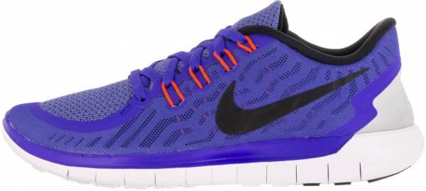 Nike Free 5.0 woman blue