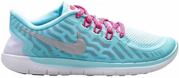 Nike Free 5.0 men turquoise