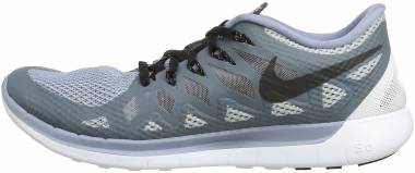 Nike Free 5.0 - Blu Cool Blue Black Wolf Grey