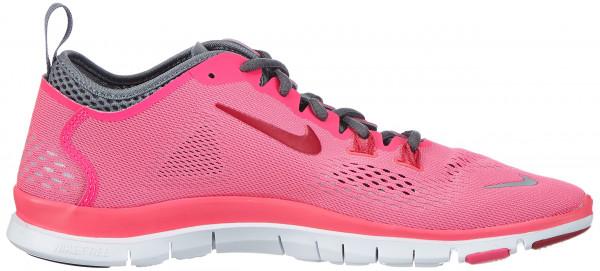 Nike Free 5.0 woman hyper pink / dark grey / cool grey / wolf grey