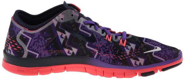 Nike Free 5.0 men 0 (obsdn/ivry-hypr grp-hypr pnch)