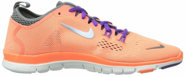 Nike Free 5.0 woman bright mango / wolf grey / classic grey / anthrct