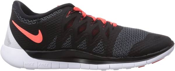 Nike Free 5.0 men black / white