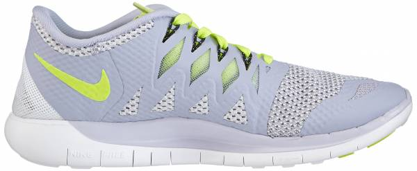 Nike Free 5.0 woman celadon grey