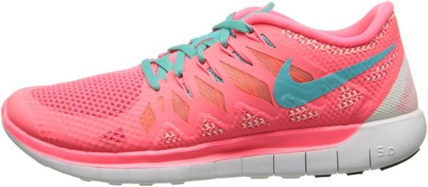 Nike Free 5.0 woman hyper punch/hypr jd/brght mng