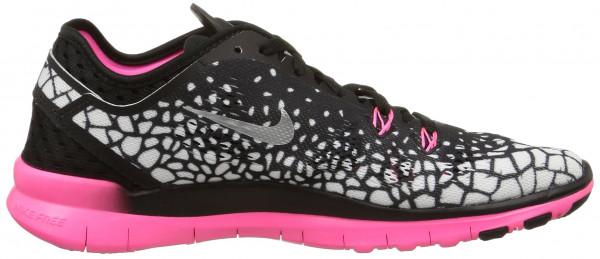 Nike Free 5.0 woman nero con argenteo