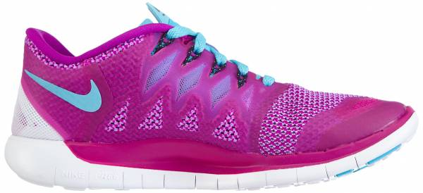Nike Free 5.0 woman fuschia