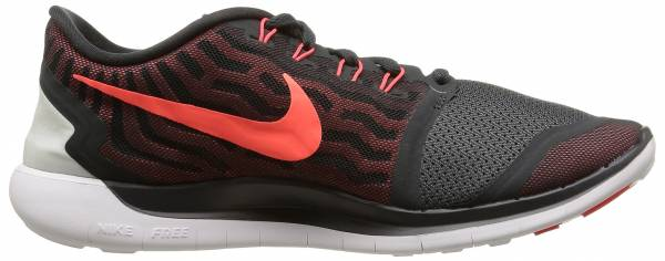 Nike Free 5.0 men anthrct/brght crmsn/unvrsty rd