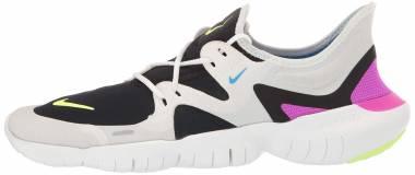 Nike Free 5.0 Black / White Men