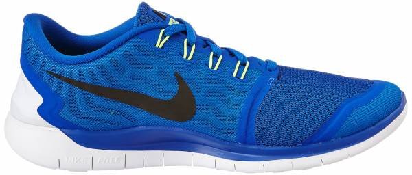 Nike Free 5.0 men game royal/neo turquoise/light retro/black