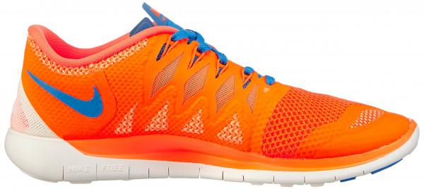 Nike Free 5.0 men hypr crmsn/pht bl/brght ctrs/s