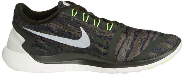 Nike Free 5.0 men sq/smmt wht-trb grn-crystl grn