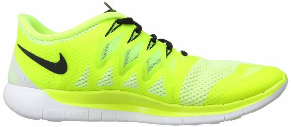 Nike Free 5.0 men gelb (volt/black/white 702)