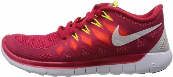 Nike Free 5.0 woman red
