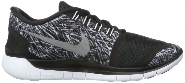 Nike Free 5.0 woman black/white/white