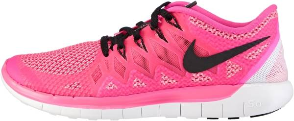 Nike Free 5.0 woman pink (pink pow/black-polarized pink)
