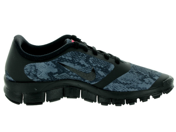 Nike Free 5.0 woman anthracite/black/black