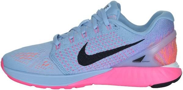 Nike LunarGlide 7 - Pink (747356400)