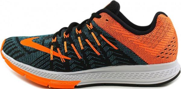 Nike Air Zoom Elite 8 men multi (blck/ttl orng-brght ctrs-bl lg)