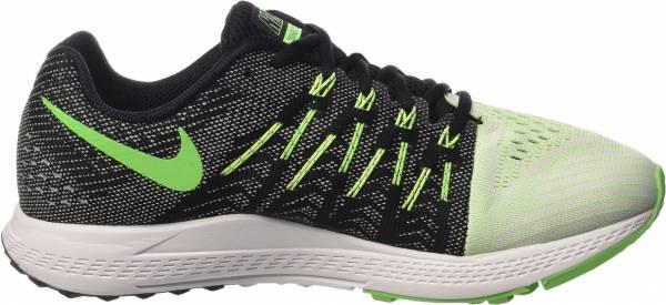 Nike Air Zoom Elite 8 men blanc (sail/noir-ghost green-voltage green-blanc)